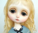 OOAK Girl by Ana Salvador of Dragonfly Works